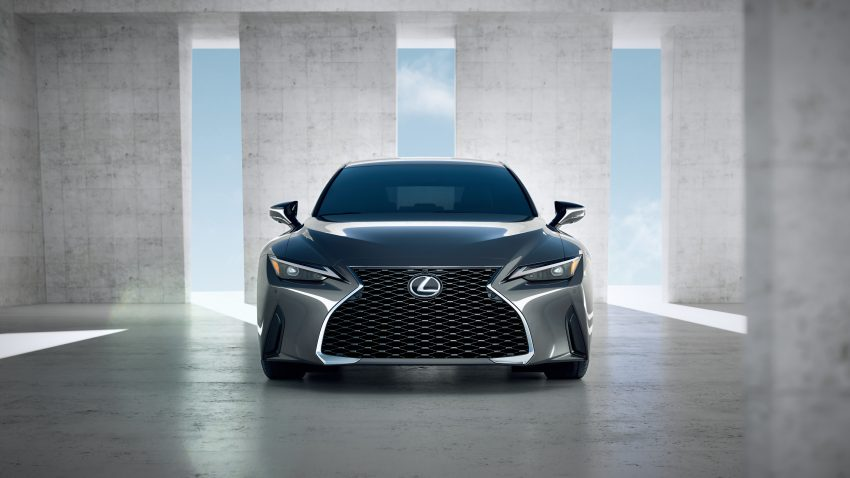 2021 Lexus IS 正式亮相!提供三种动力选项,外表更张扬 Image #124516