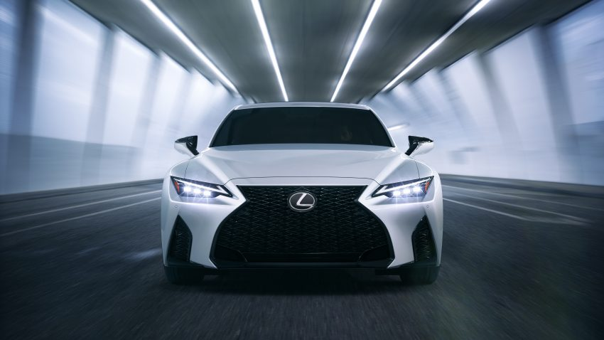 2021 Lexus IS 正式亮相!提供三种动力选项,外表更张扬 Image #124518