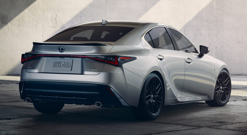 2021 Lexus IS 正式亮相!提供三种动力选项,外表更张扬 Image #124522