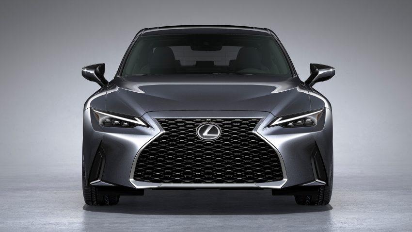 2021 Lexus IS 正式亮相!提供三种动力选项,外表更张扬 Image #124596