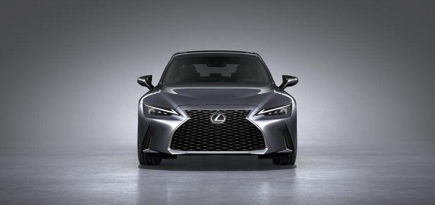 2021 Lexus IS 正式亮相!提供三种动力选项,外表更张扬 Image #124531