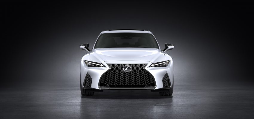 2021 Lexus IS 正式亮相!提供三种动力选项,外表更张扬 Image #124532