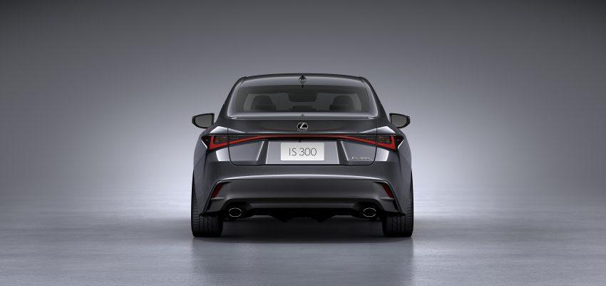2021 Lexus IS 正式亮相!提供三种动力选项,外表更张扬 Image #124535