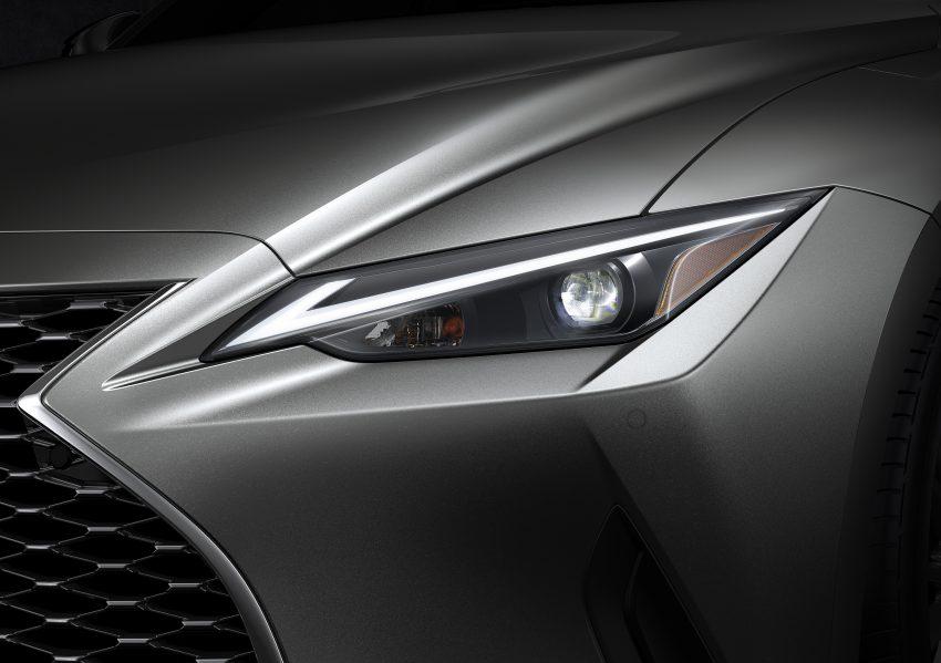 2021 Lexus IS 正式亮相!提供三种动力选项,外表更张扬 Image #124540