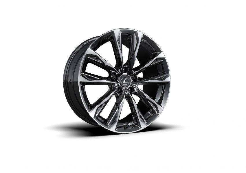 2021 Lexus IS 正式亮相!提供三种动力选项,外表更张扬 Image #124544