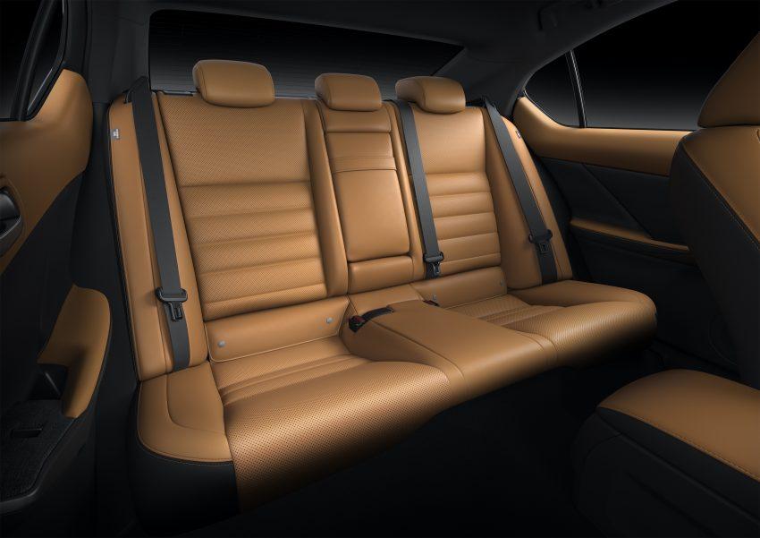 2021 Lexus IS 正式亮相!提供三种动力选项,外表更张扬 Image #124554