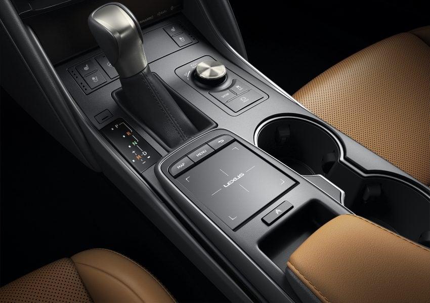 2021 Lexus IS 正式亮相!提供三种动力选项,外表更张扬 Image #124556