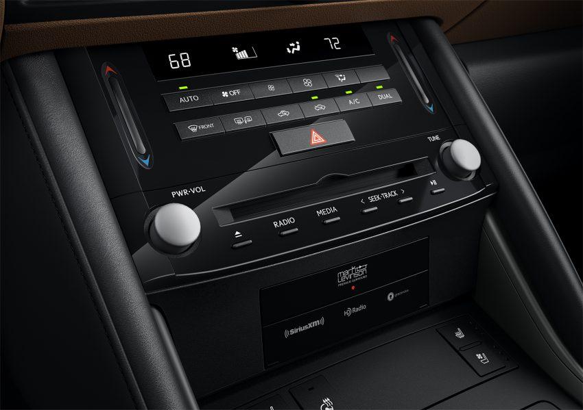 2021 Lexus IS 正式亮相!提供三种动力选项,外表更张扬 Image #124558