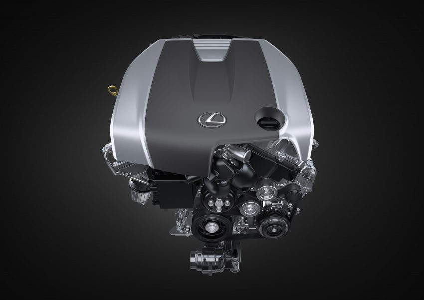 2021 Lexus IS 正式亮相!提供三种动力选项,外表更张扬 Image #124562