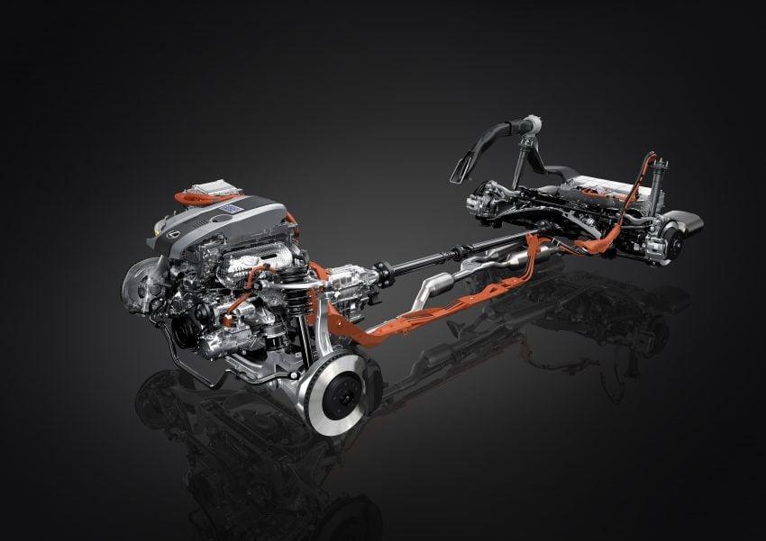 2021 Lexus IS 正式亮相!提供三种动力选项,外表更张扬 Image #124566