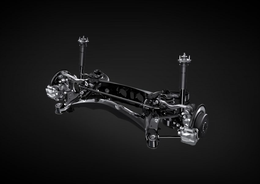 2021 Lexus IS 正式亮相!提供三种动力选项,外表更张扬 Image #124571