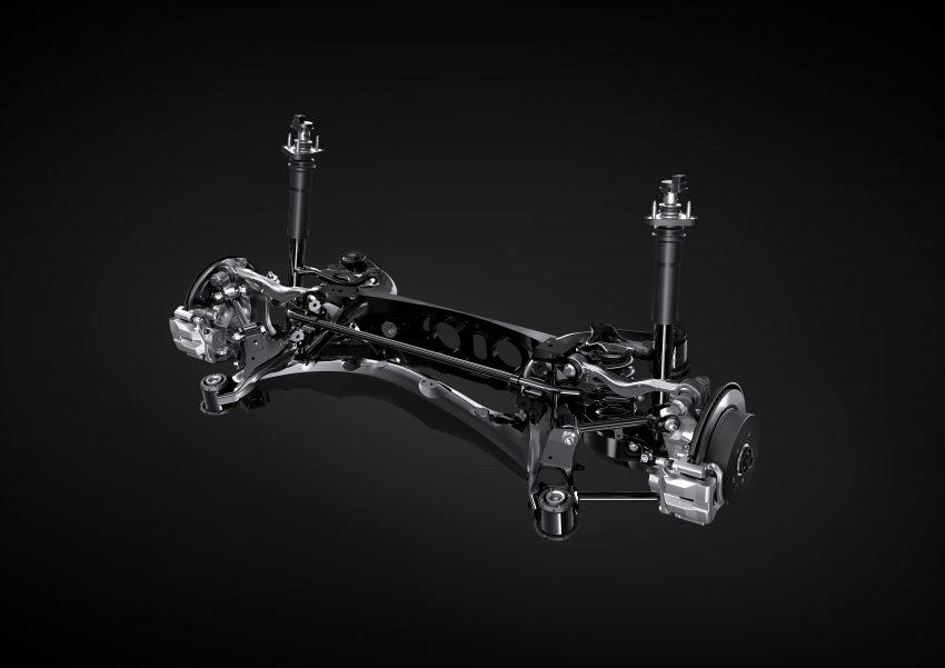 2021 Lexus IS 正式亮相!提供三种动力选项,外表更张扬 Image #124573