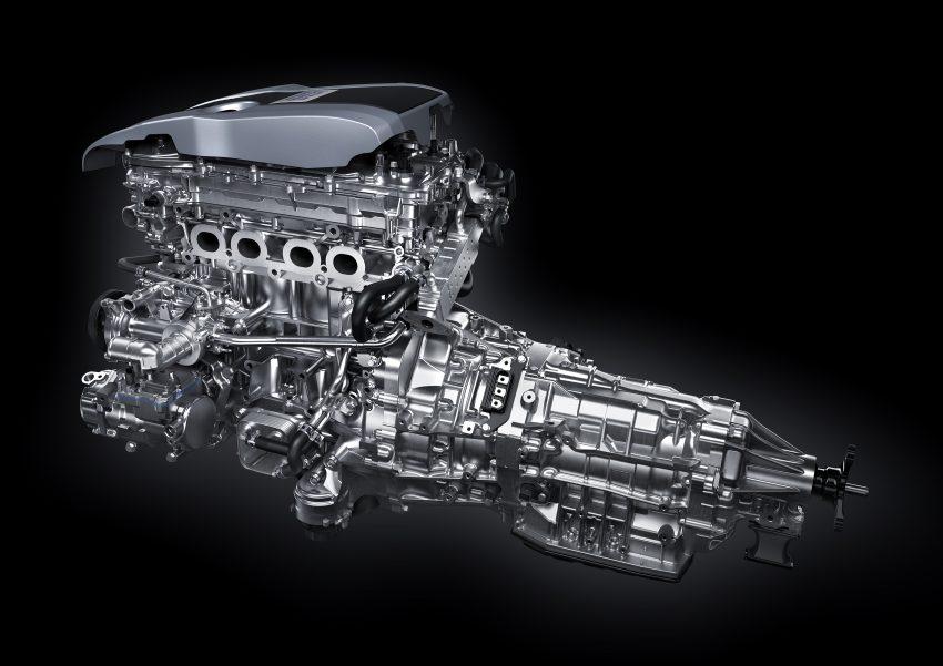 2021 Lexus IS 正式亮相!提供三种动力选项,外表更张扬 Image #124575
