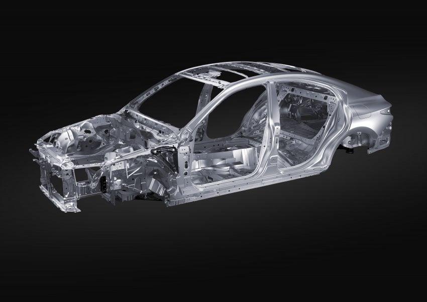 2021 Lexus IS 正式亮相!提供三种动力选项,外表更张扬 Image #124579