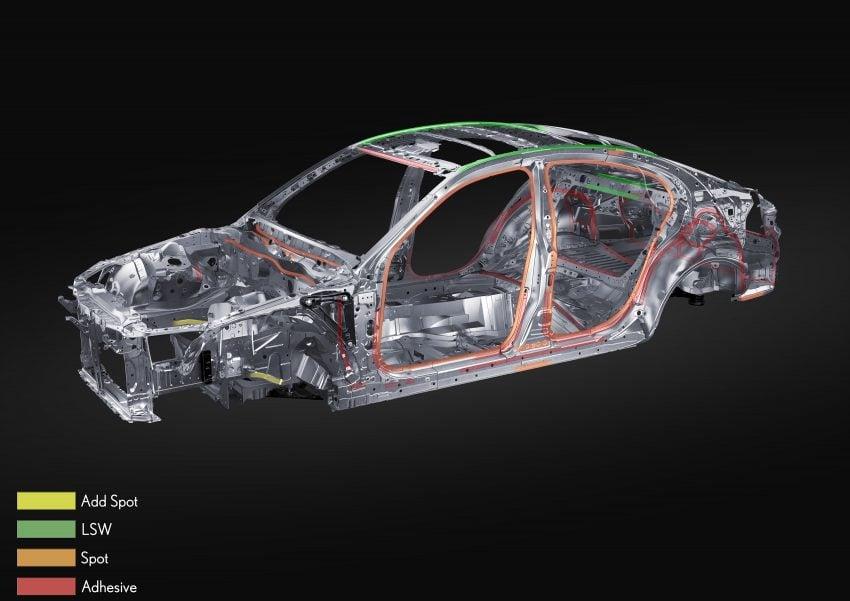 2021 Lexus IS 正式亮相!提供三种动力选项,外表更张扬 Image #124580