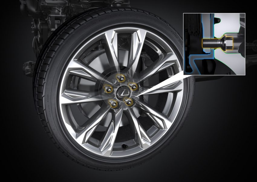2021 Lexus IS 正式亮相!提供三种动力选项,外表更张扬 Image #124584