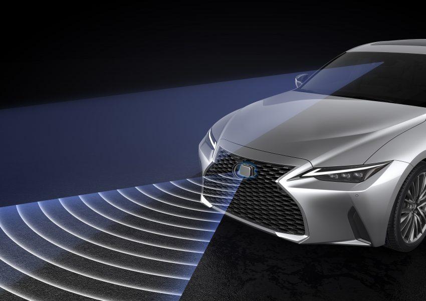 2021 Lexus IS 正式亮相!提供三种动力选项,外表更张扬 Image #124587