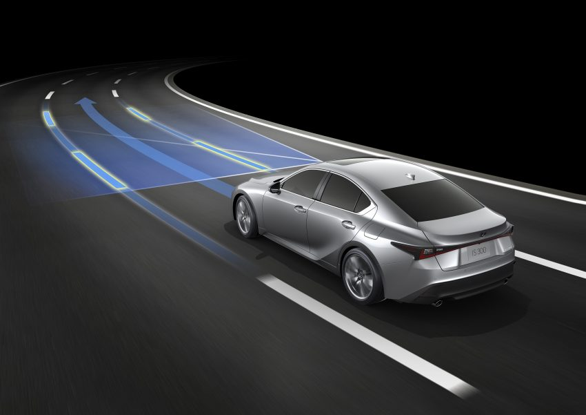 2021 Lexus IS 正式亮相!提供三种动力选项,外表更张扬 Image #124588