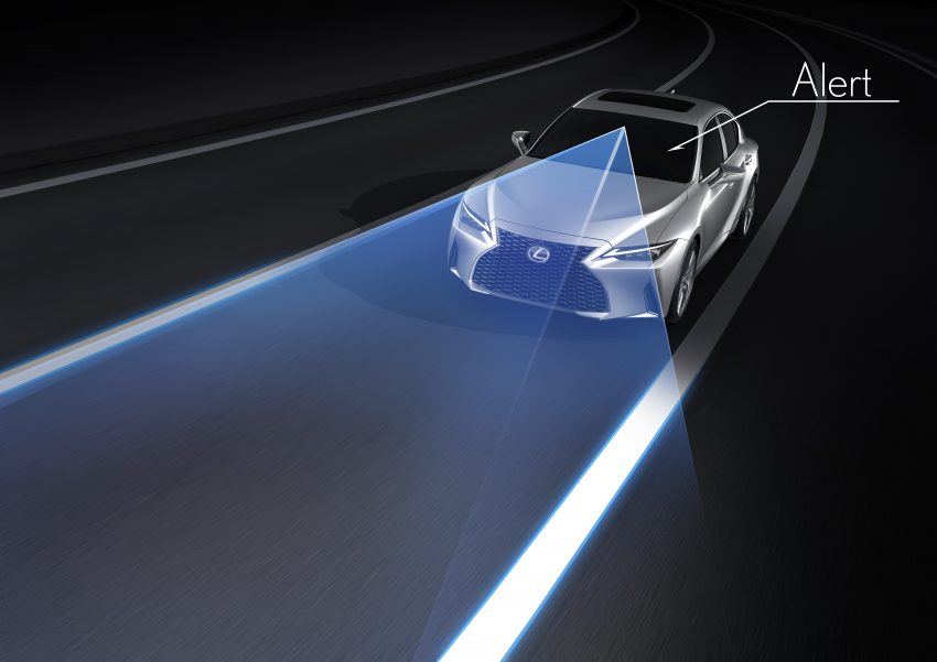 2021 Lexus IS 正式亮相!提供三种动力选项,外表更张扬 Image #124589