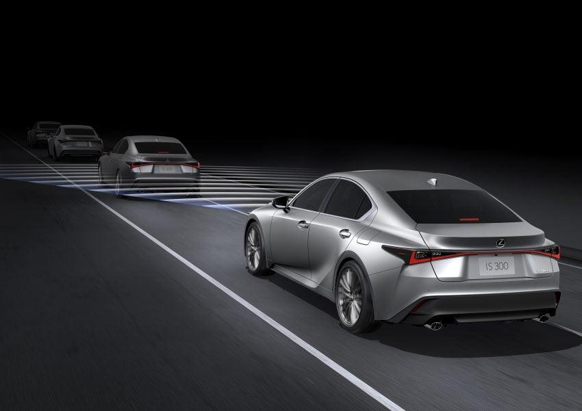 2021 Lexus IS 正式亮相!提供三种动力选项,外表更张扬 Image #124590