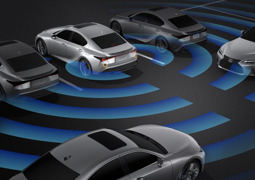 2021 Lexus IS 正式亮相!提供三种动力选项,外表更张扬 Image #124591