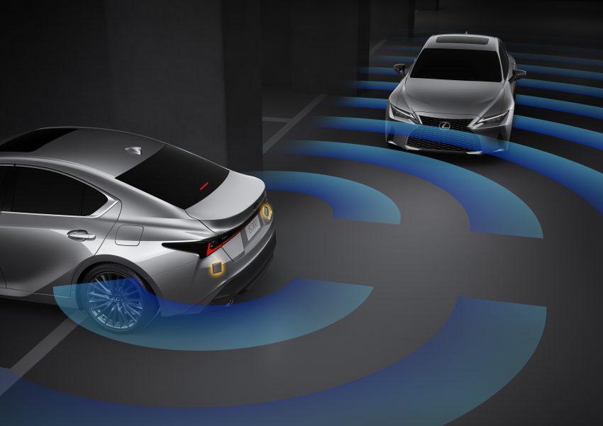 2021 Lexus IS 正式亮相!提供三种动力选项,外表更张扬 Image #124592