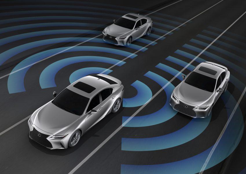 2021 Lexus IS 正式亮相!提供三种动力选项,外表更张扬 Image #124593