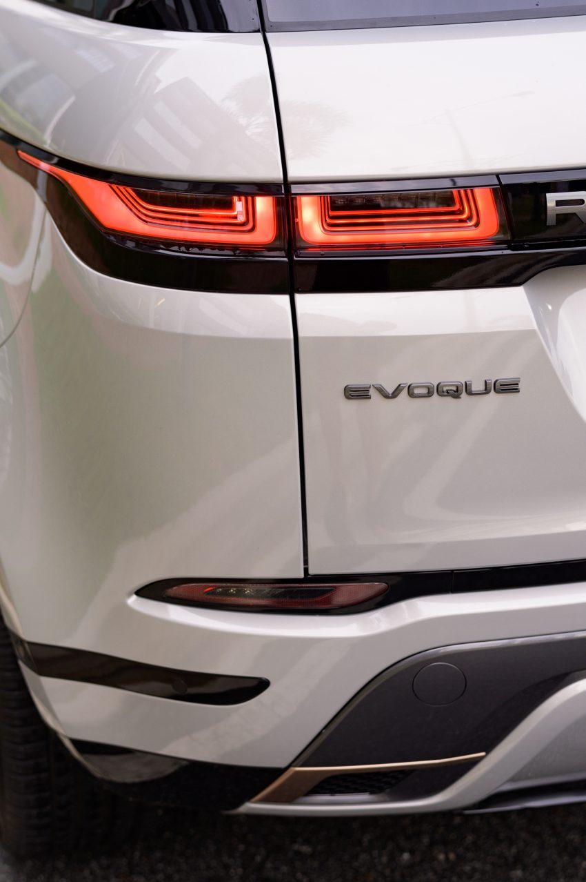 全新二代 Range Rover Evoque 本地上市,售RM427k起 Image #125967
