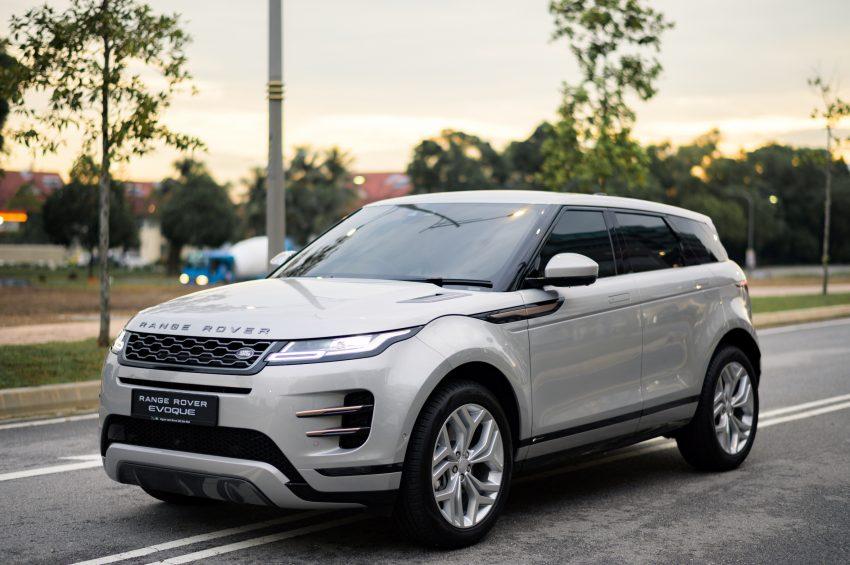 全新二代 Range Rover Evoque 本地上市,售RM427k起 Image #125970