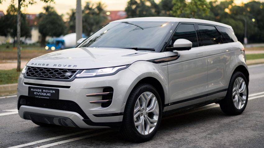 全新二代 Range Rover Evoque 本地上市,售RM427k起 Image #125965