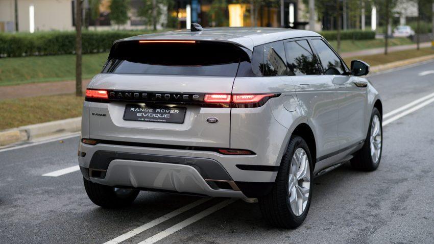 全新二代 Range Rover Evoque 本地上市,售RM427k起 Image #126027