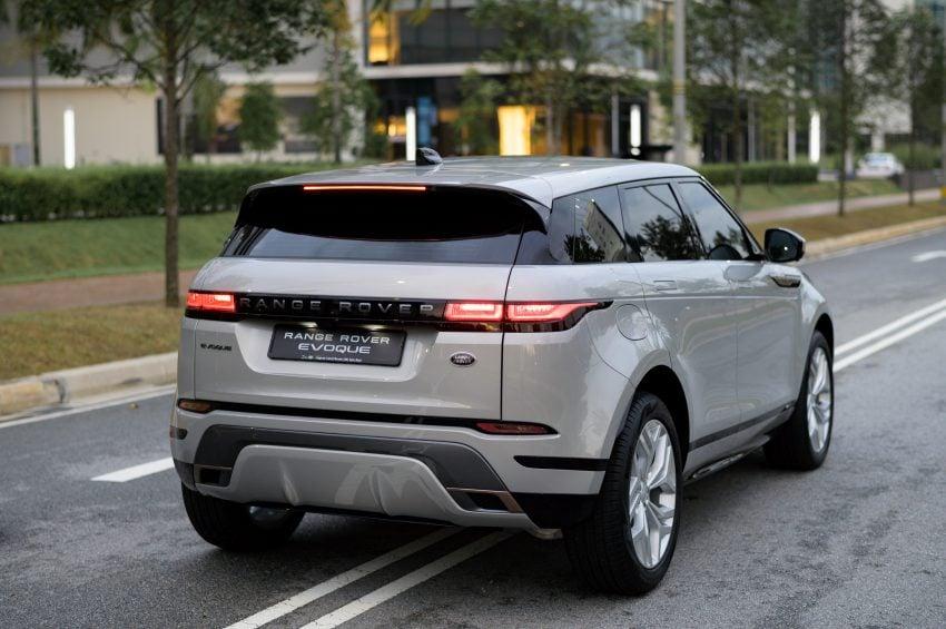 全新二代 Range Rover Evoque 本地上市,售RM427k起 Image #125971