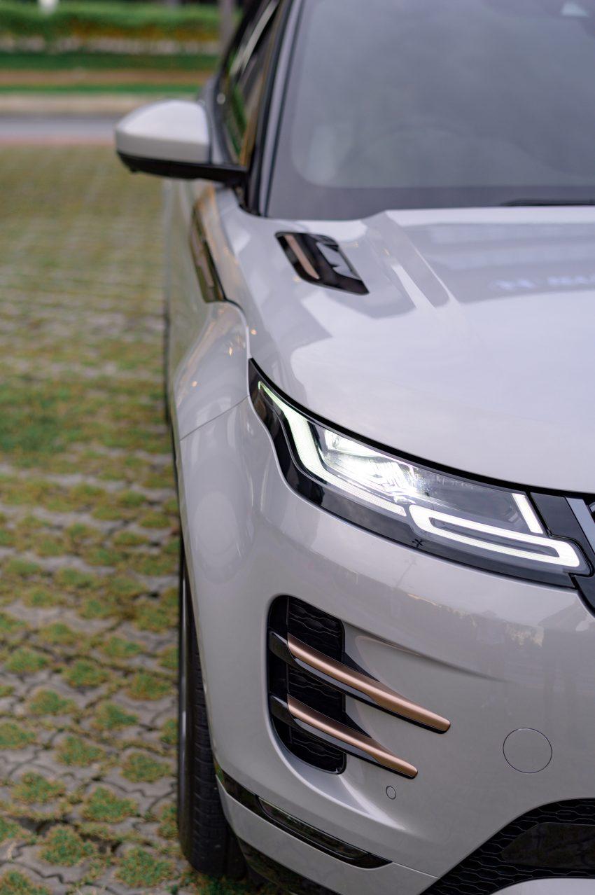 全新二代 Range Rover Evoque 本地上市,售RM427k起 Image #125974