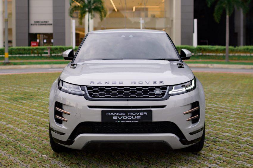 全新二代 Range Rover Evoque 本地上市,售RM427k起 Image #125978