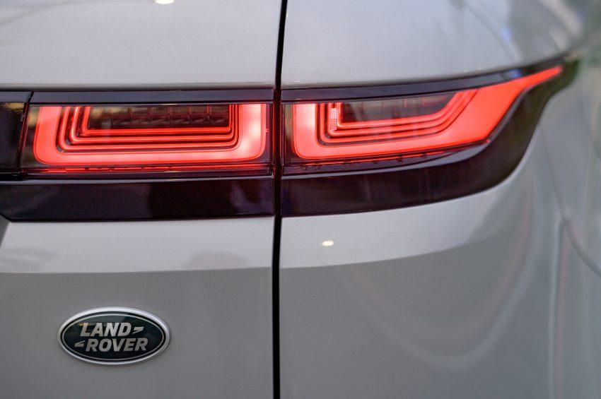 全新二代 Range Rover Evoque 本地上市,售RM427k起 Image #125980