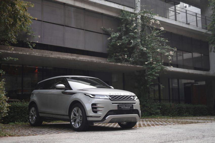 全新二代 Range Rover Evoque 本地上市,售RM427k起 Image #125982