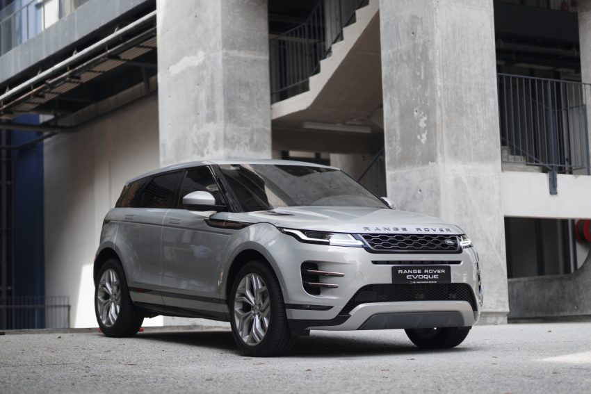 全新二代 Range Rover Evoque 本地上市,售RM427k起 Image #125985