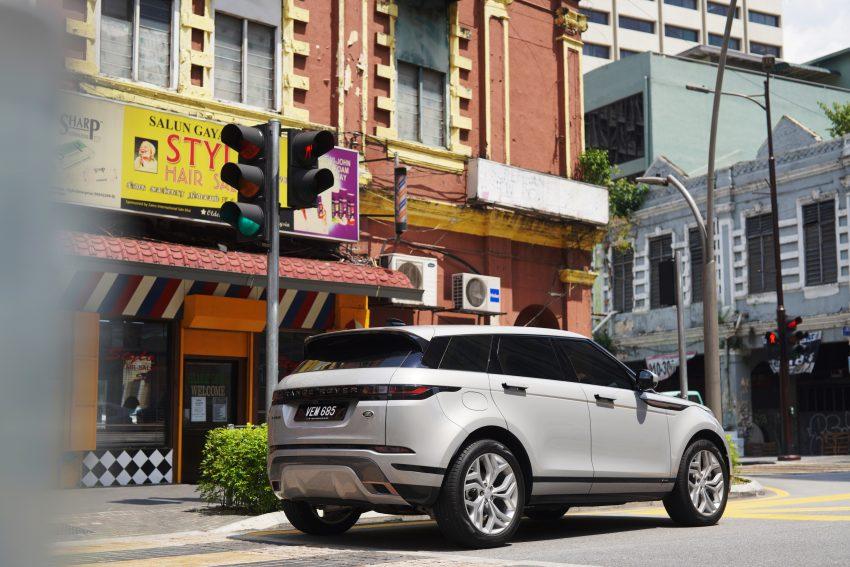 全新二代 Range Rover Evoque 本地上市,售RM427k起 Image #125986