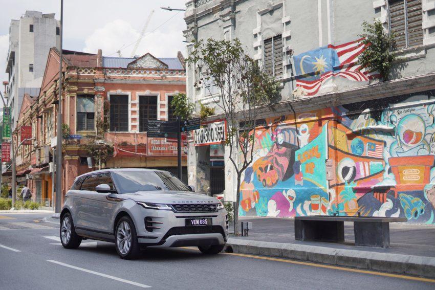 全新二代 Range Rover Evoque 本地上市,售RM427k起 Image #125987