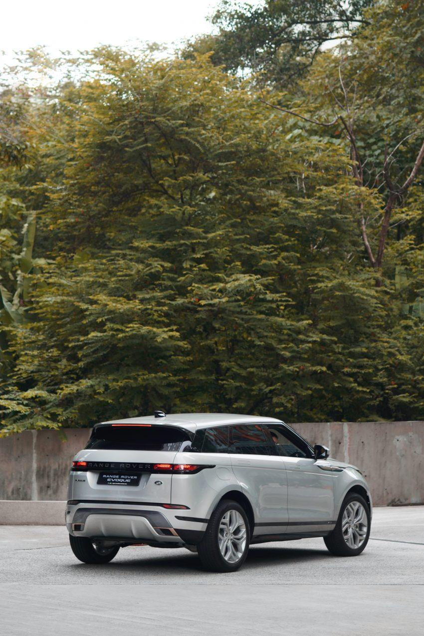 全新二代 Range Rover Evoque 本地上市,售RM427k起 Image #125988