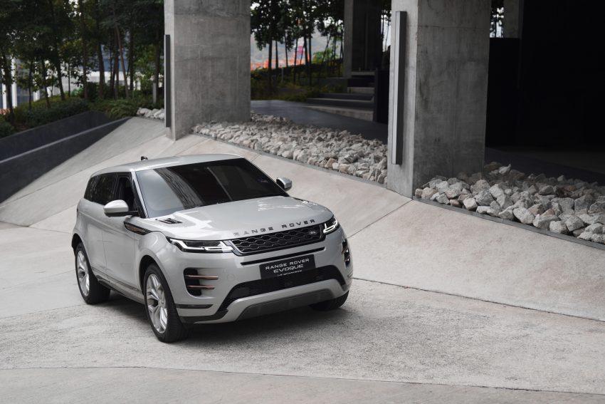 全新二代 Range Rover Evoque 本地上市,售RM427k起 Image #125989