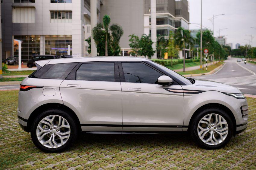 全新二代 Range Rover Evoque 本地上市,售RM427k起 Image #125992