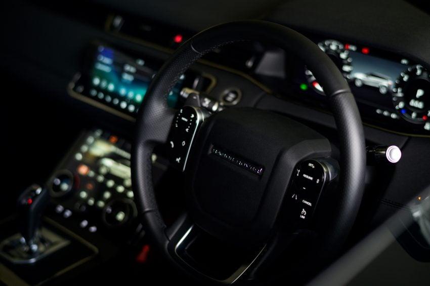 全新二代 Range Rover Evoque 本地上市,售RM427k起 Image #126001