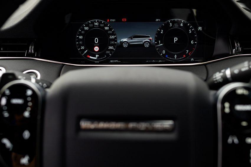 全新二代 Range Rover Evoque 本地上市,售RM427k起 Image #126016
