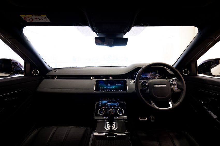 全新二代 Range Rover Evoque 本地上市,售RM427k起 Image #126021