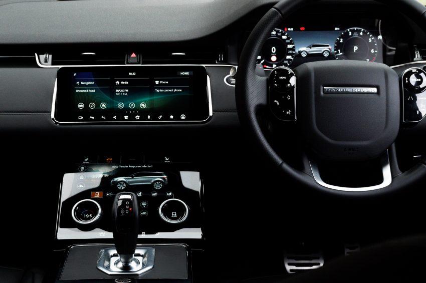 全新二代 Range Rover Evoque 本地上市,售RM427k起 Image #126023