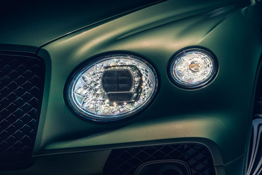 Bentley Bentayga 小改款面世,外型更精致、内装更奢华 Image #126911