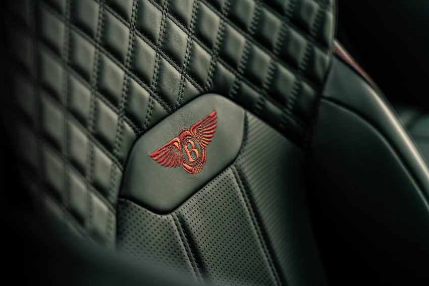 Bentley Bentayga 小改款面世,外型更精致、内装更奢华 Image #126921