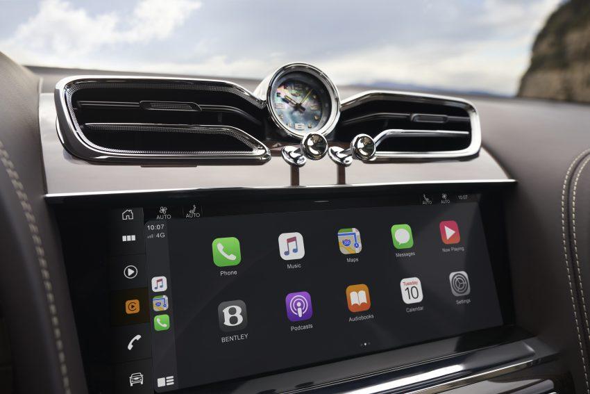 Bentley Bentayga 小改款面世,外型更精致、内装更奢华 Image #126924