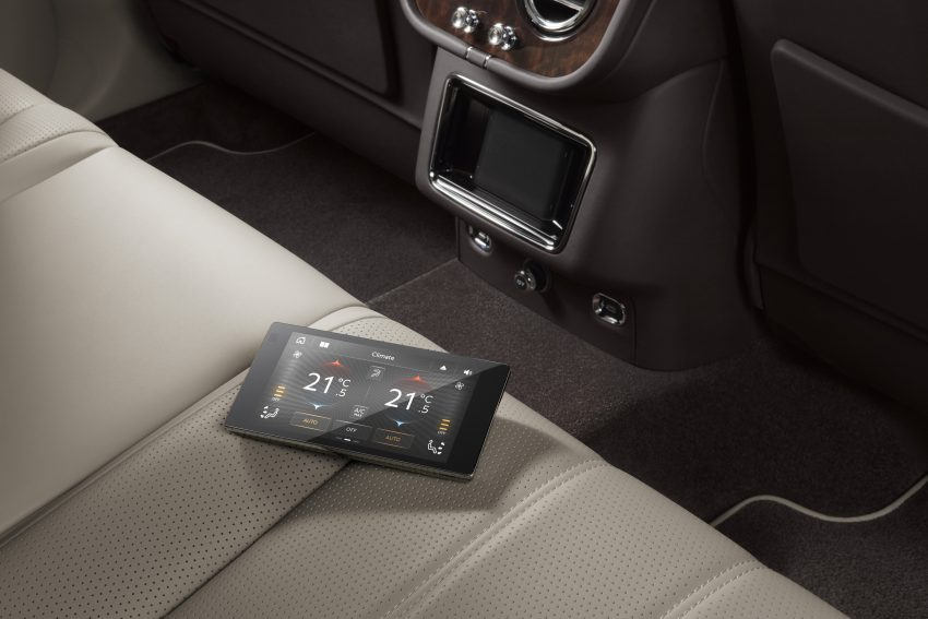 Bentley Bentayga 小改款面世,外型更精致、内装更奢华 Image #126928